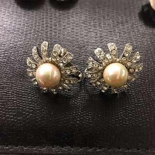 耳環(夾耳)(三付)