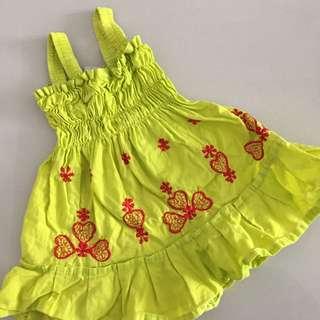 Preloved Baby Summer Dress