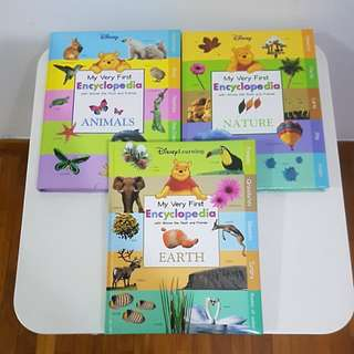 Pre-owned Winnie the Pooh Children Encyclopedia