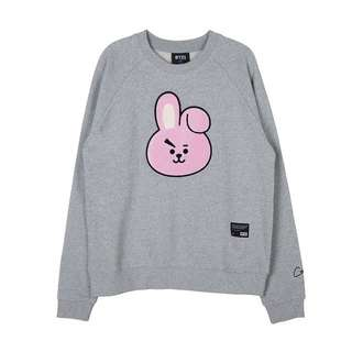 Preorder >> official [BT21] COOKY BASIC GRAPHIC SWEATER // Bangtan Boys Bts jungkook