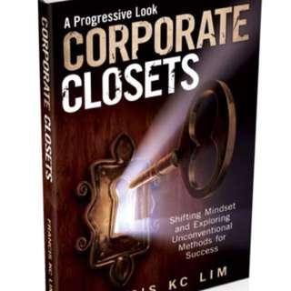 Corporate Closets - Organisational Development book