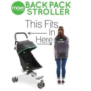 MOVE Backpack Stroller