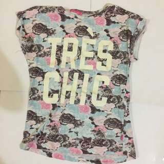 CHIC GIRIL TOP