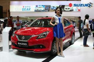 NEW BALENO HATCHBACK MT