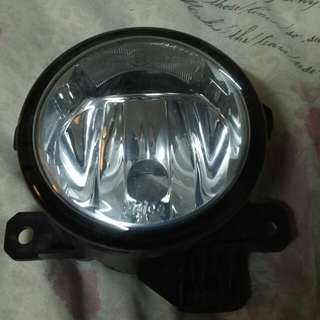 Honda City foglights