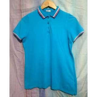 Pazzo Blue Polo Shirt