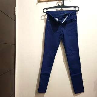 Celana Jeans Legging Zara Basic
