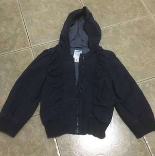 old navy jacket with hood
