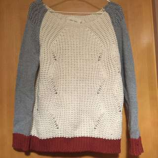 Korean made knitted top