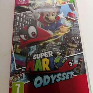 Nintendo Switch ODYSSEY