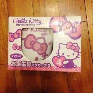 🚚 日本帶回Hello Kitty可愛小馬克杯  #舊愛換新歡