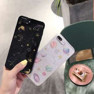 IPHONE 7/8 CLEAR CASING