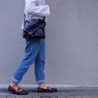 Sling Bag Ruffie Black