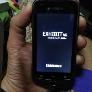 Samsung Exhibit  T759 4G Lte (read & see my carousell information other mobile)