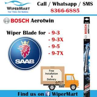 SAAB Car Wiper