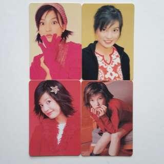 趙薇 4張卡 ( 35 )