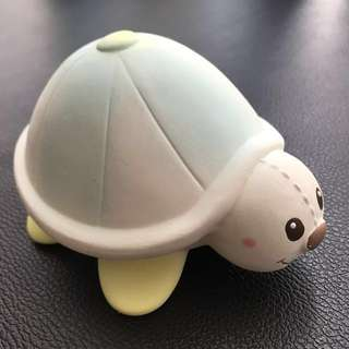 Margot The Turtle (100% Natural Rubber Toy)