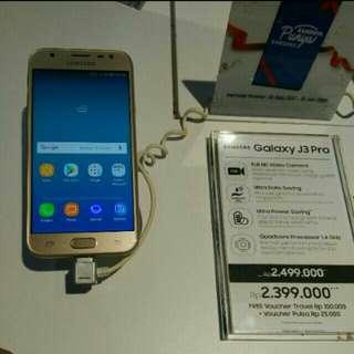 Samsung galaxy J3 Pro Promo Cicilan akhir bulan