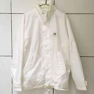 Alpha industries rain jacket