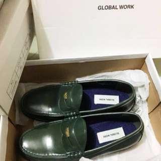 日牌 Global Work Unisex Loafers Collect Point Niko and Not Dr Martens Clarks Timberland Cat