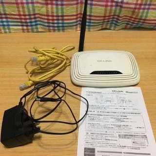 TP-Link WR740N Router 單天線