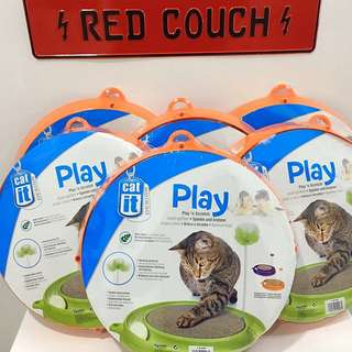 Catit Scratch and Play Cat Toy