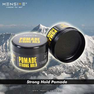 MENSIVE Pomade Stronghold - 150gm