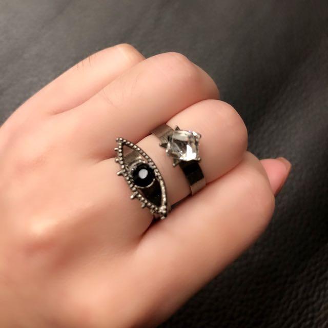 造型戒指(免運)