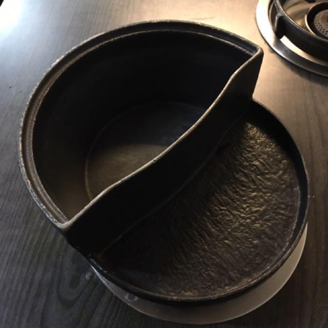 鑄鐵 火烤兩吃 鍋子 有40個 大量價格可議