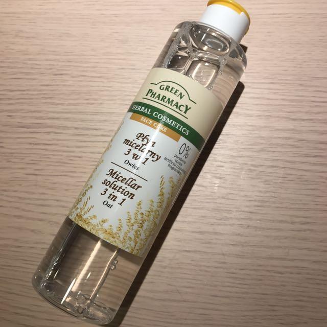 草本肌曜 燕麥調理四效潔膚水 Green Pharmacy
