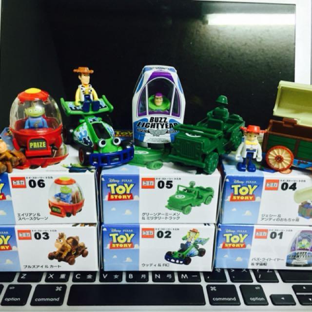 玩具總動員 tomica