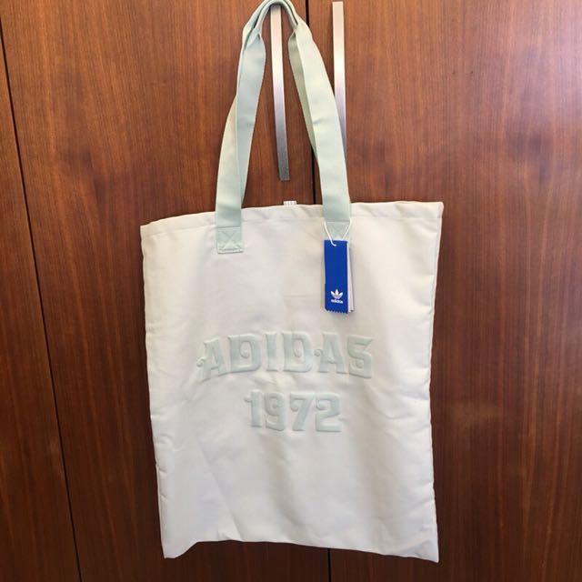全新➿Adidas 帆布購物袋