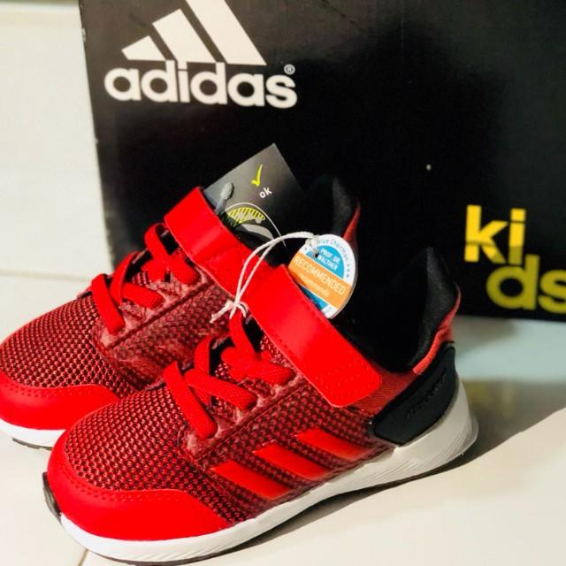 Adidas EcoOrtholite RapidaRun Kids Shoes on Carousell 9254b70a9