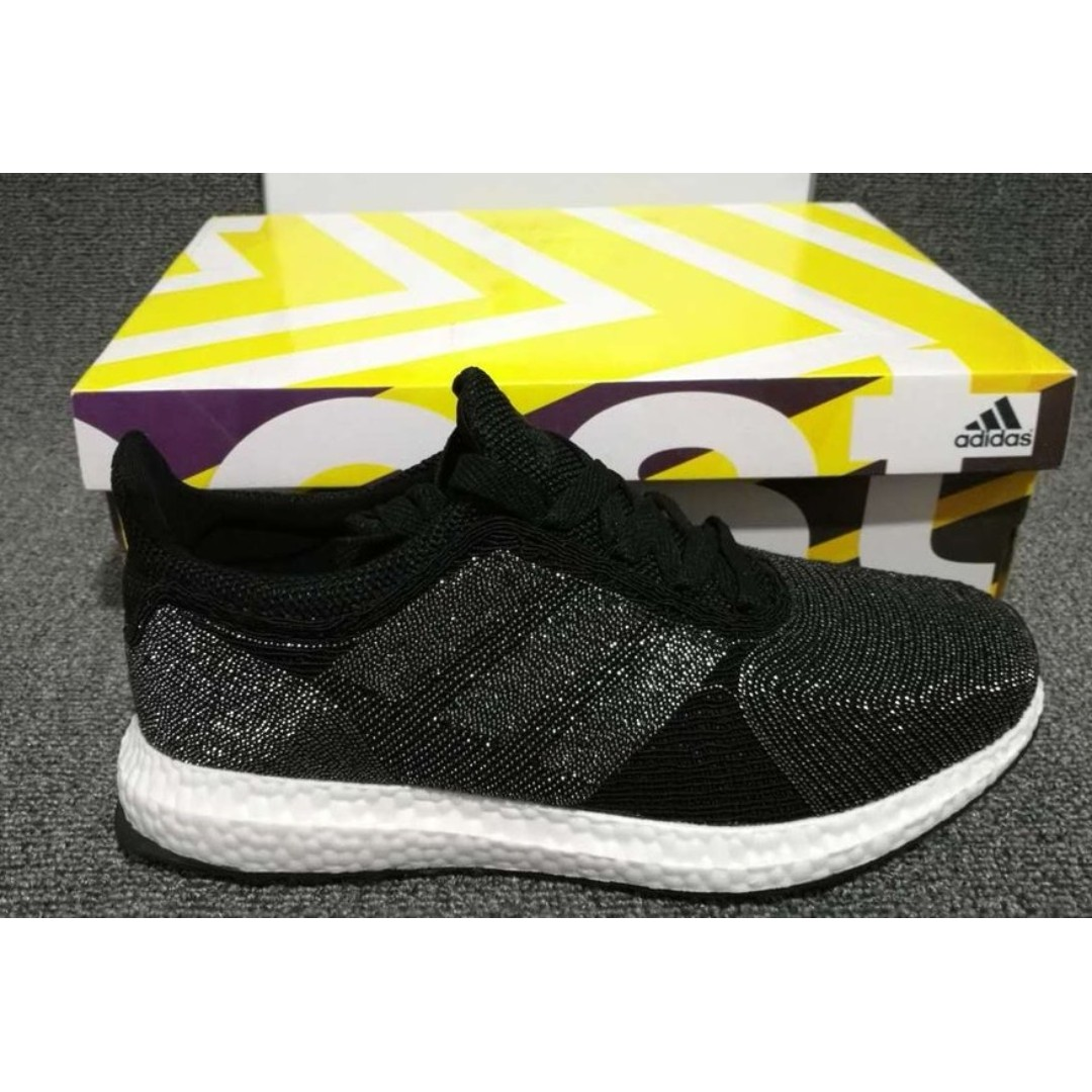 c332aa37a41 Adidas Futurecraft Tailored Fibre Ultra Boost Black