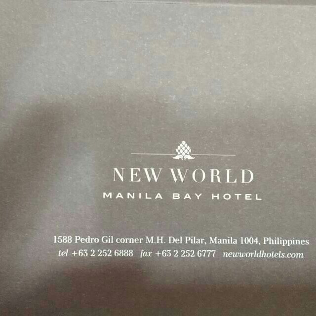 AG New World Manila