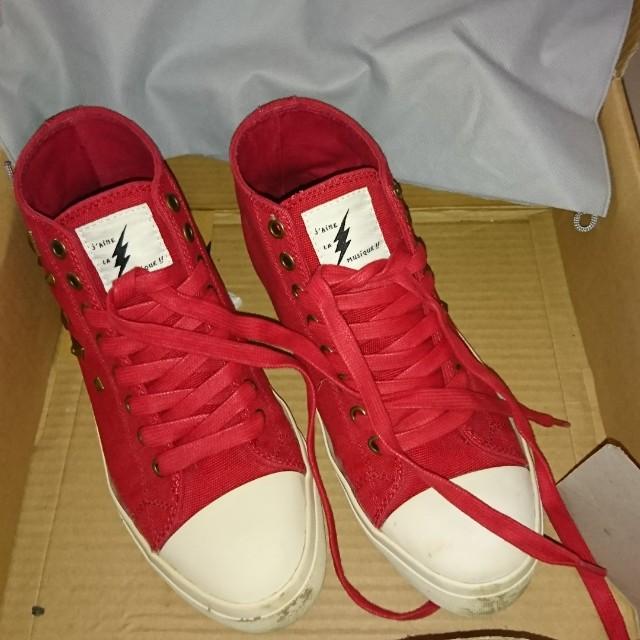 Agnes b 鉚釘休閒鞋