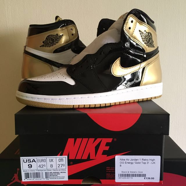 best service 1dfa3 695be Air Jordan 1 Retro