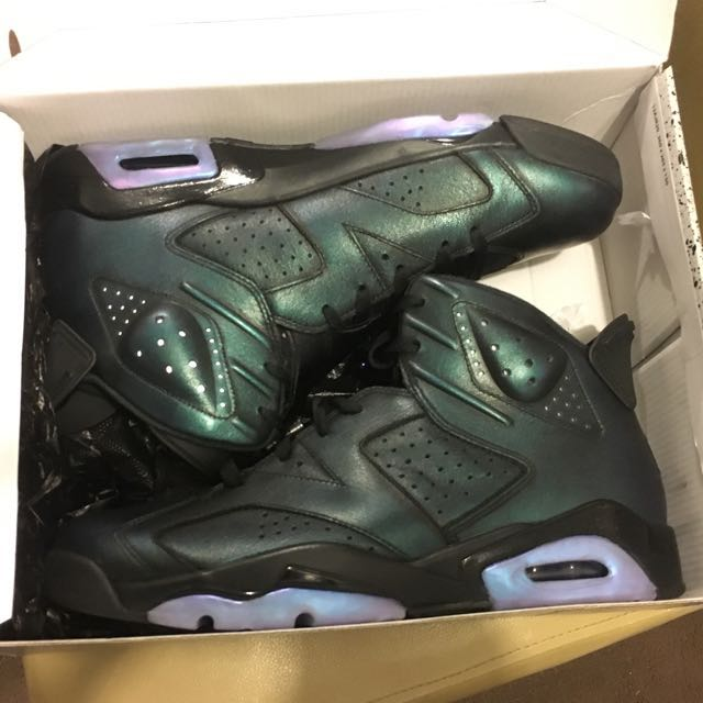 check out 76642 29343 Air Jordans 6 Retro Limited Edition size 13!!! Fits a size ...