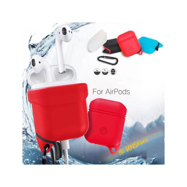 Airpods Silicon Case New Design