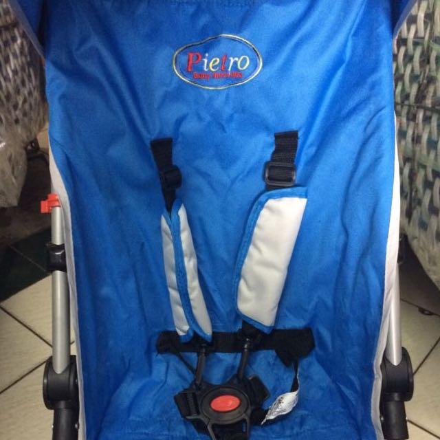 All Brand New Pietro Baby Stroller with Canopy