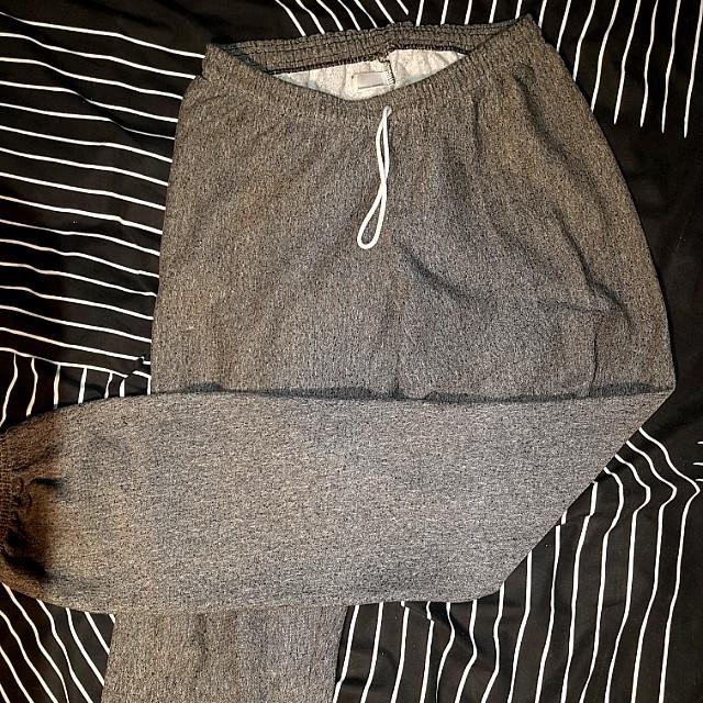 American apparel trackies