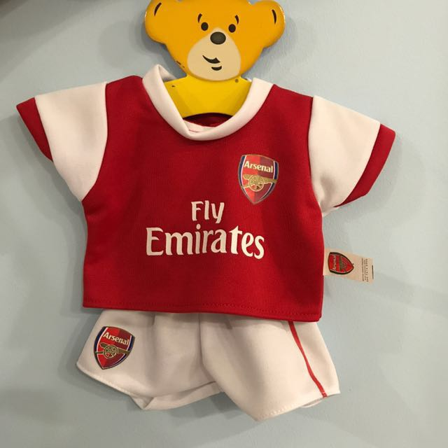 timeless design a477f 12c19 Arsenal Arshavin Jersey for bears, Toys & Games, Bricks ...
