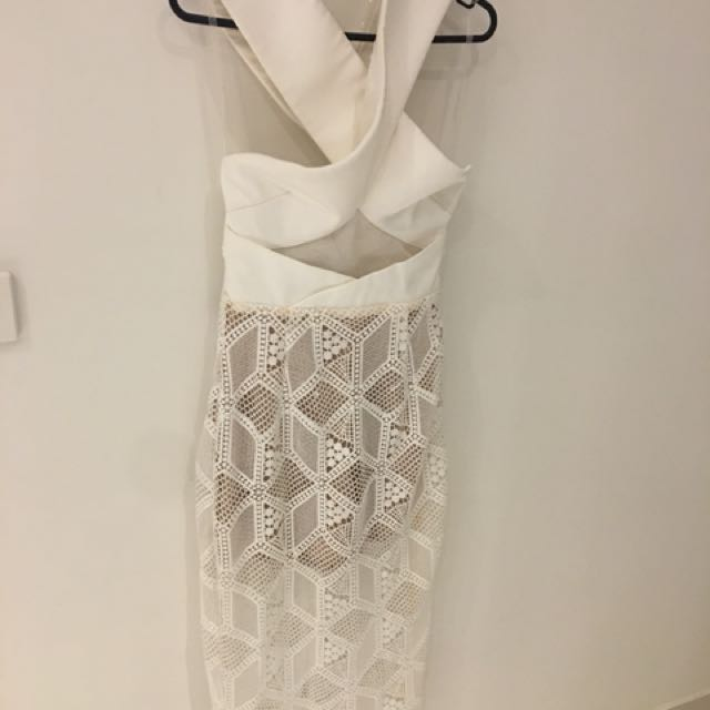 Asilio Nadia dress cream BNWT