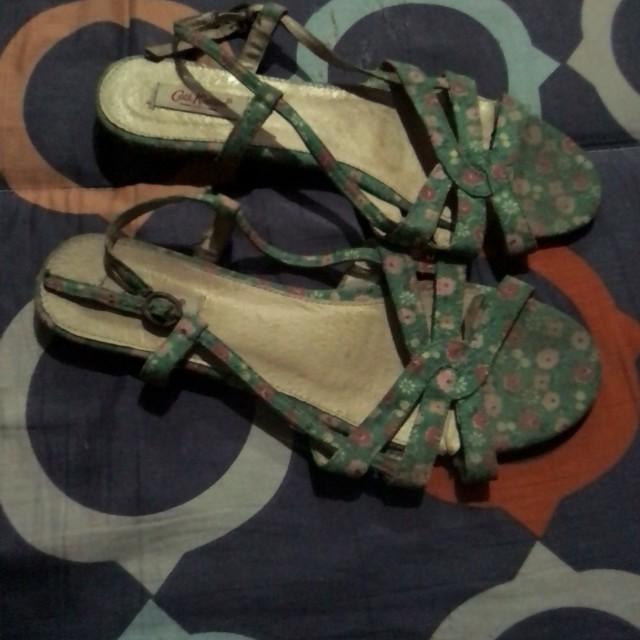 Authentic Kath kidston sandal