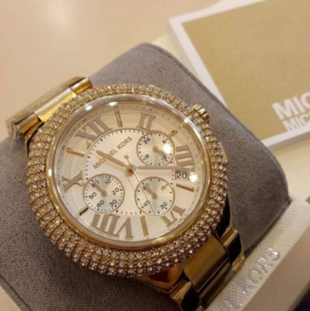 Authentic MK watch for women