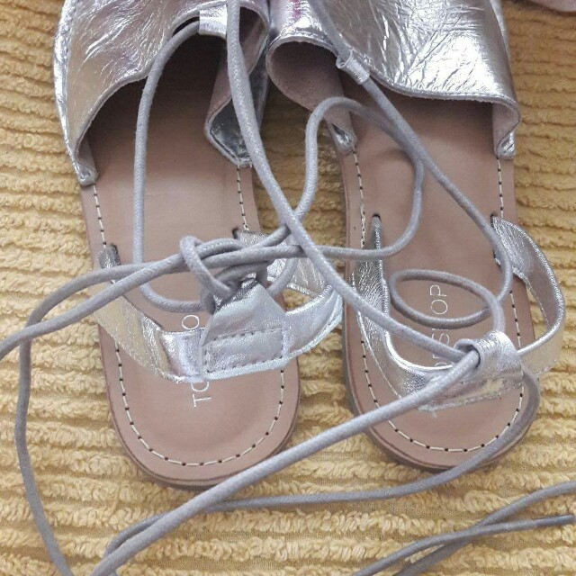 FREE SHIPPING! Authentic Topshop Sandals