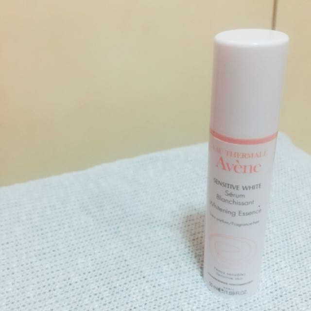 AVENE SENSITIVE WHITENING ESSENCE