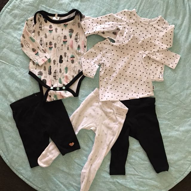 Baby Bundle - All items for $5 (Newborn +)