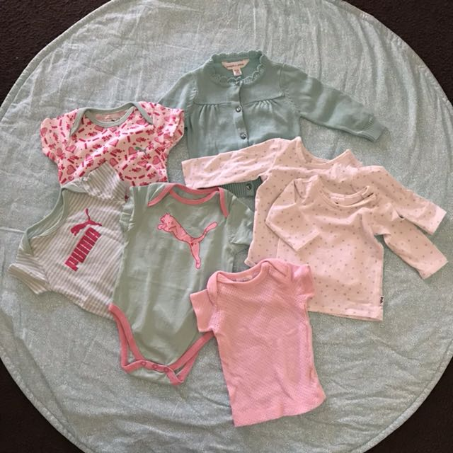 Baby Girl Bundle - All for $5 (Newborn +)
