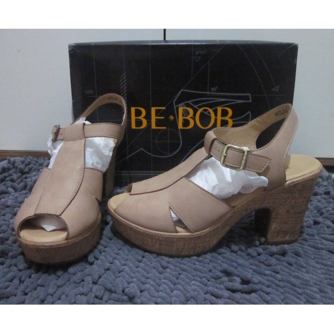 Be Bob Wedges Women S Fashion Women S Shoes On Carousell